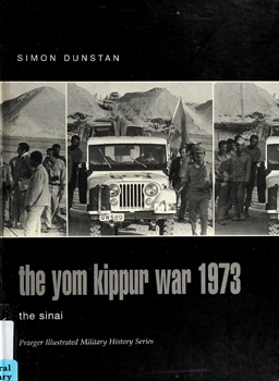 The Yom Kippur War, 1973