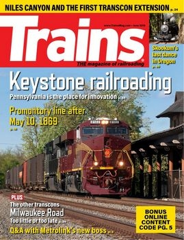 Trains Magazine 2018-06