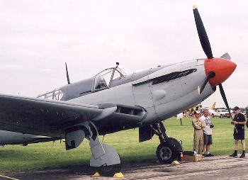 Fairey Firefly Walk Around
