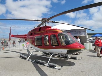 Bell 407 Walk Around