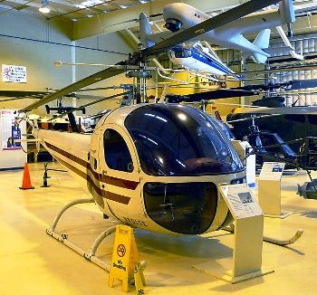 American Helicopter Museum Photos