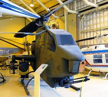 Bell AH-1F Cobra Gunship Walk Around