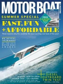 Motor Boat & Yachting - June 2019