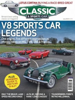 Classic & Sports Car UK - June 2019