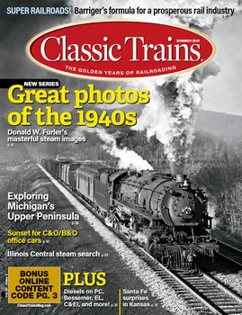 Classic Trains 2019 Summer