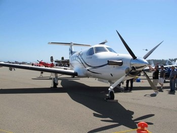 Pilatus PC-12NG Walk Around