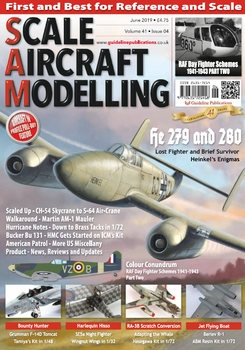 Scale Aircraft Modelling 2019-06