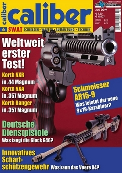 Caliber SWAT Magazin №06 2019