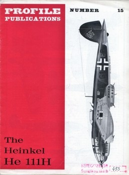 Heinkel He 111H (Aircraft Profile № 15)