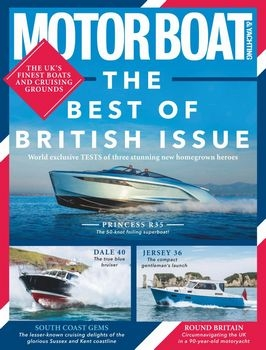 Motor Boat & Yachting - July 2019