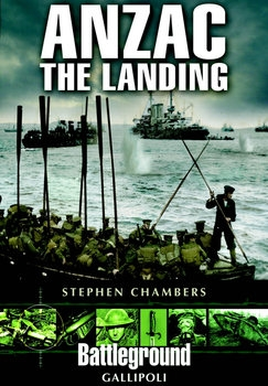 Anzac: The Landing  (Battleground Europe)