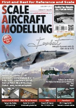 Scale Aircraft Modelling 2019-07