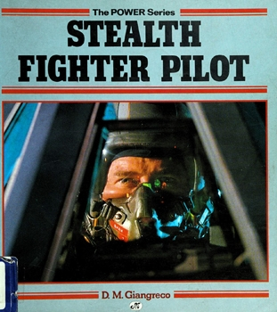 Stealth Fighter Pilot (The Power Series)