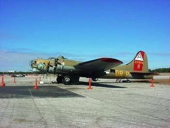 B-17 Walk Around