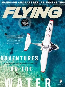 Flying USA - August 2019