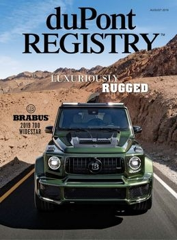 duPont REGISTRY - August 2019