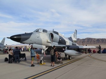 Douglas A-4N Skyhawk Walk Around