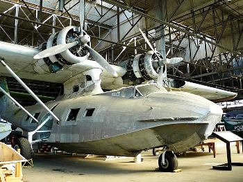 Consolidated PBY Catalina Flying Boat Walk Around