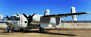 Grumman C-1A Trader Walk Around