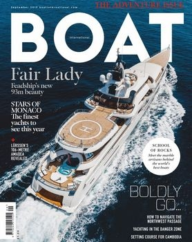 Boat International - September 2019