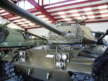 M41 Walker Bulldog Walk Around
