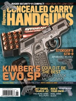 Conceal & Carry Handguns -  Fall 2019