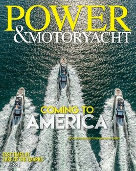 Power & Motoryacht - October 2019