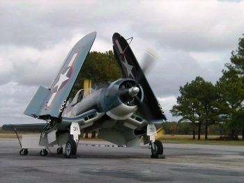 Goodyear FG-1D Corsair Walk Around