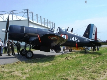 F4U-7 Corsair Walk Around