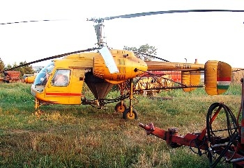 Kamov Ka 26 'Hoodloom' Walk Around