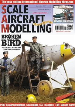 Scale Aircraft Modelling 2019-11