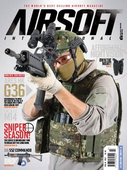 Airsoft International 2018-07