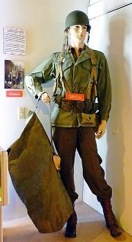 Eldred WWII Museum - Uniforms Photos