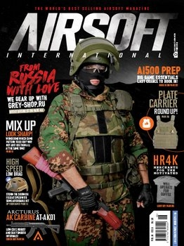 Airsoft International 2018-06