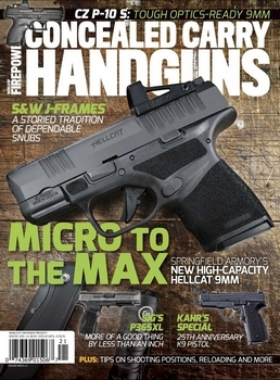 Conceal & Carry Handguns - Winter 2019