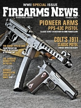 Firearms News 2019-21