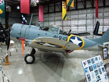 SBD-3 Dauntless Walk Around