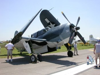 SB2C Helldiver Walk Around