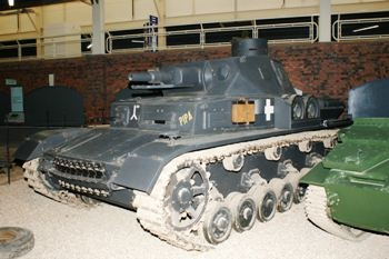 Panzer IV Ausf.B Walk Around