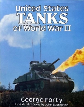 United States Tanks of World War II in Action