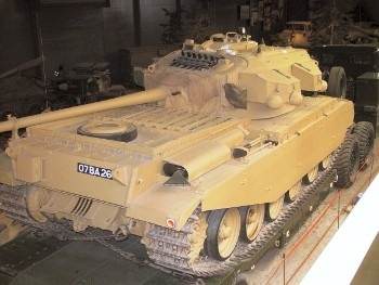 Centurion Mk.3 MBT Walk Around