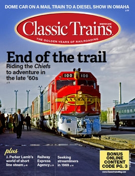 Classic Trains 2019 Winter