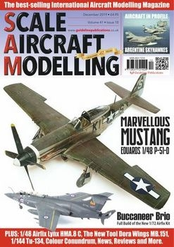 Scale Aircraft Modelling 2019-12
