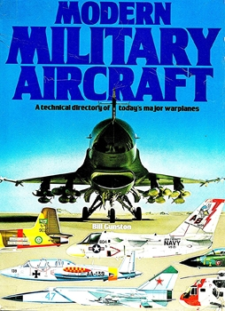 The Illustrated Encyclopedia of The World's Modern Military Aircraft (A Salamander Book)
