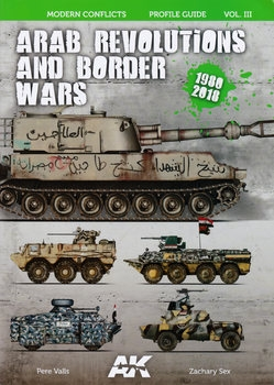 Arab Revolutions and Border Wars 1980-2018 (Modern Conflict Profile Guide Vol.III)