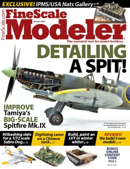 FineScale Modeler 2020-01 (Vol.38 No.01)