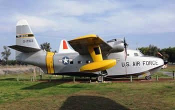 HU-16B Albatross Walk Around