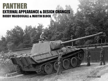 Panther External Appearance & Design Change