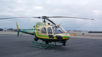 AS350B2 Ecureuil Walk Around