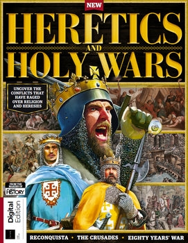 Heretics and Holy Wars (All About History)